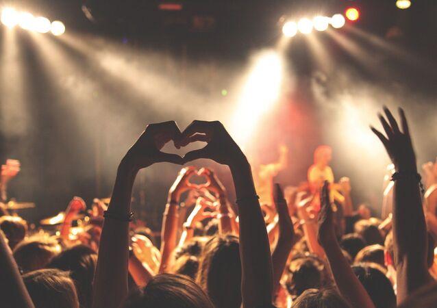 Un concierto (imagen referencial)