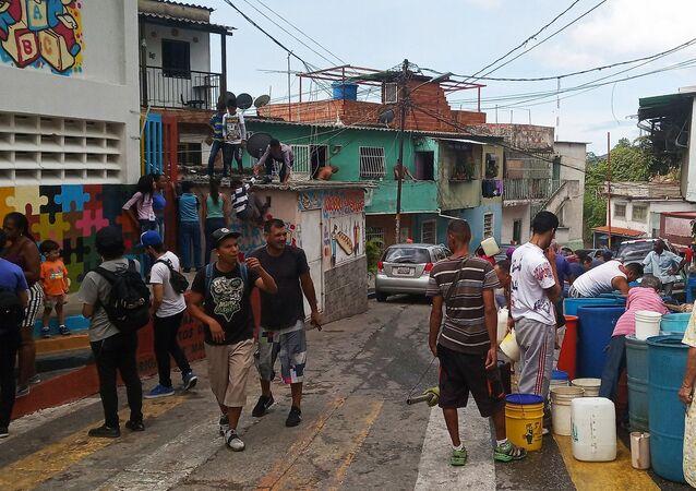 Comuna Socialista Altos de Lídice, Caracas, Venezuela