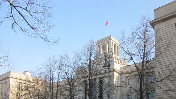 Embajada de Rusia en Berlín, Alemania - Sputnik Mundo
