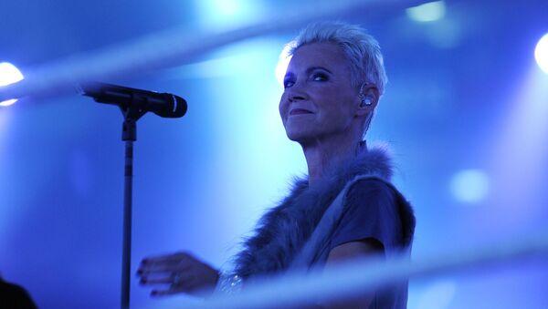 Marie Fredriksson, la cantante de Roxette - Sputnik Mundo