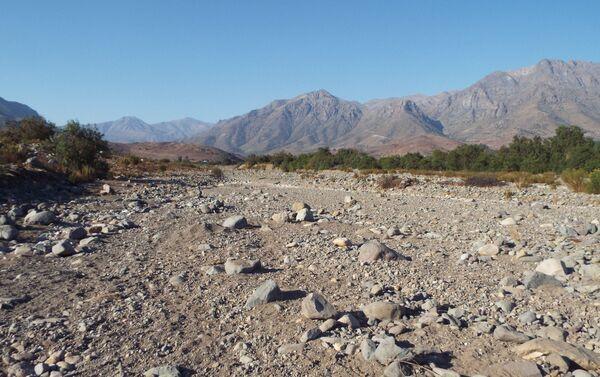 Sequía en Cabildo, Chile - Sputnik Mundo