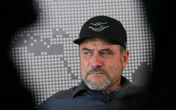 Andrián LeBarón - Sputnik Mundo