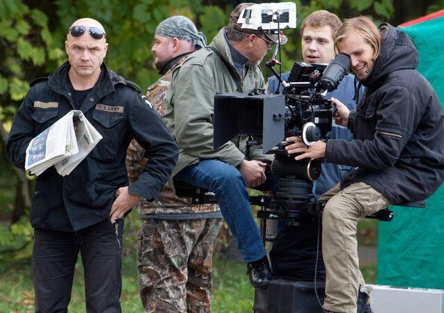 Cineastas rusos (archivo)