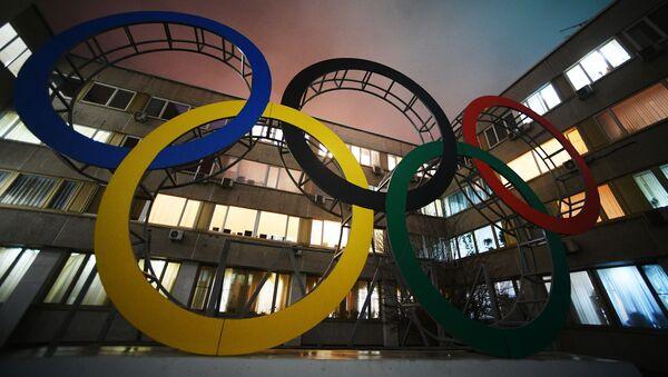 Los anillos olímpicos - Sputnik Mundo