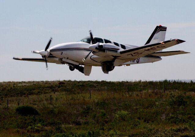 Un Beechcraft Baron G58