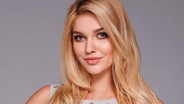 Natalia Boliuj, ganadora del título Miss Lviv 2018 y primera finalista del Miss Universo Ucrania 2018 - Sputnik Mundo