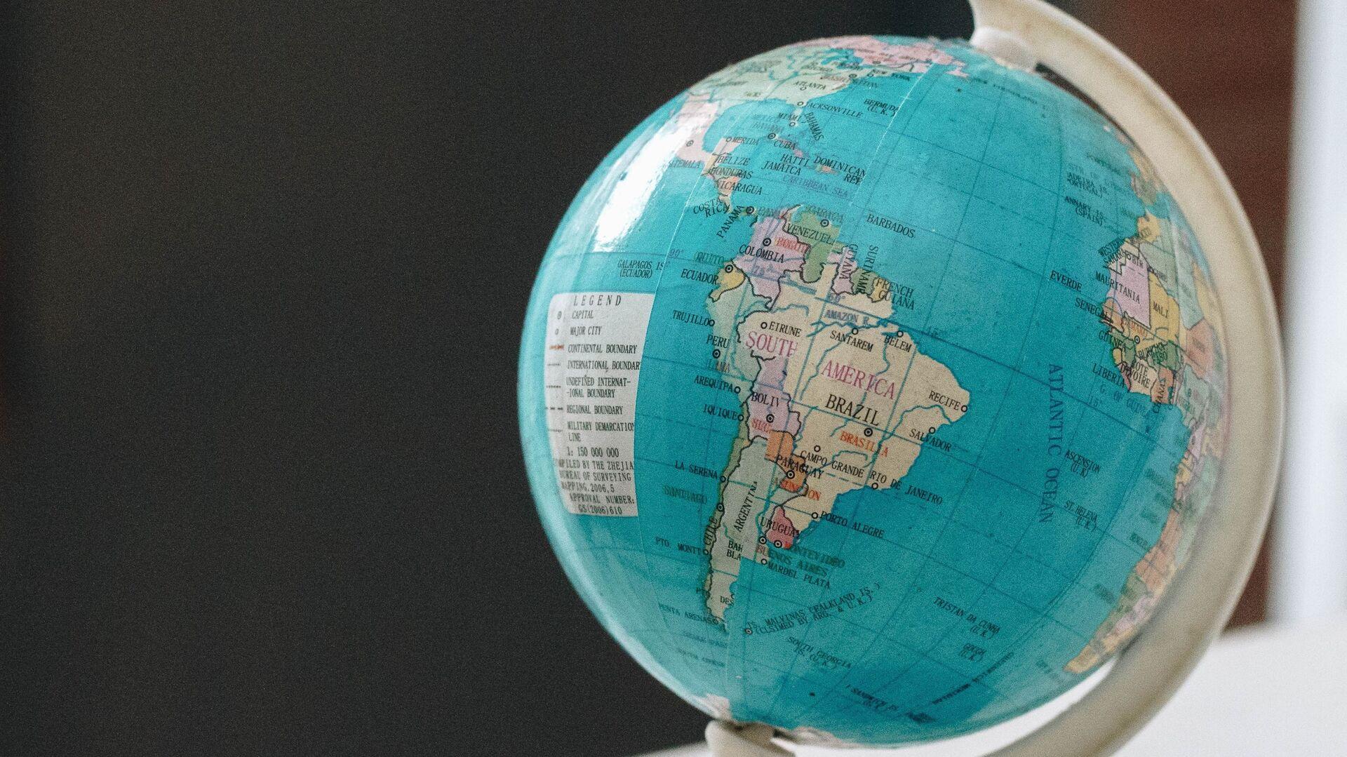 Mapa de América Latina - Sputnik Mundo, 1920, 28.07.2021