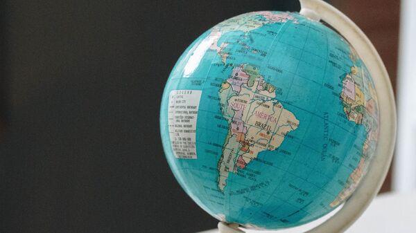 Mapa de América Latina - Sputnik Mundo