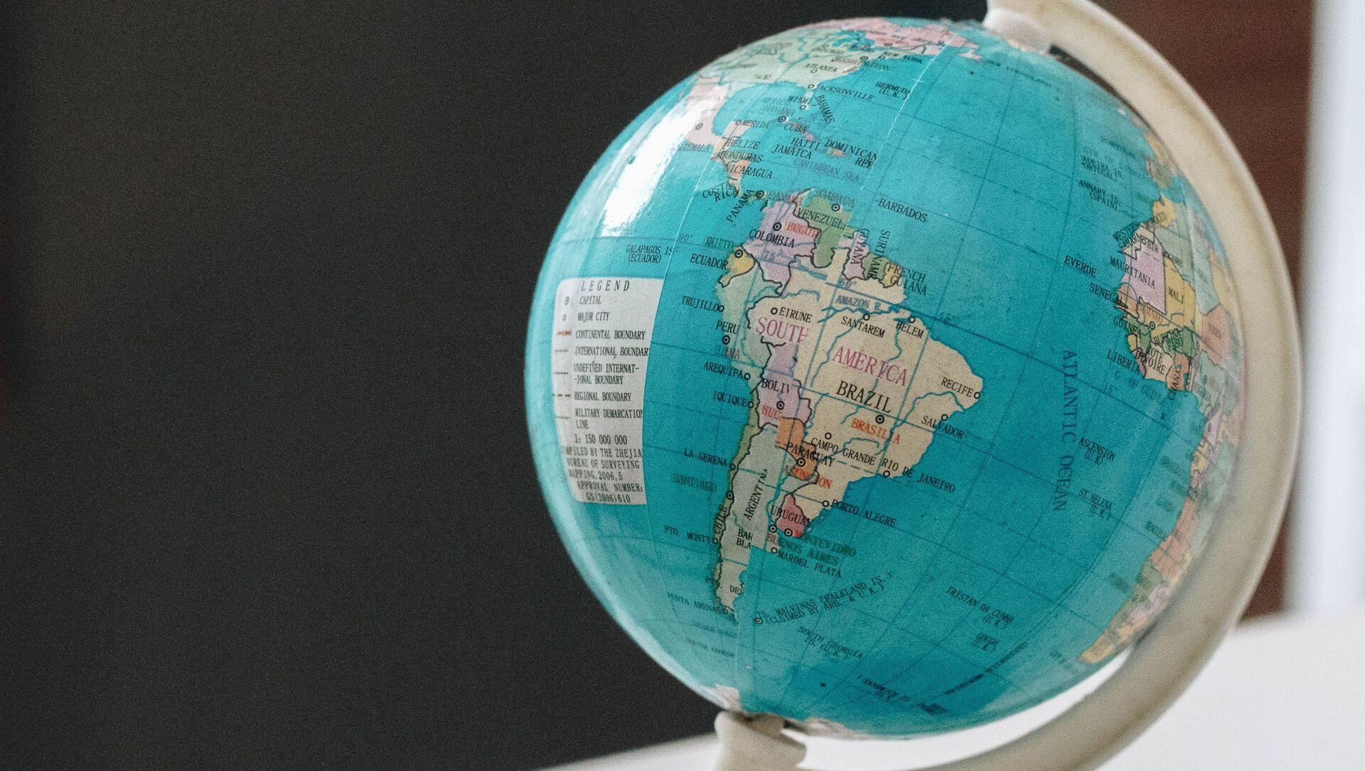 Mapa de América Latina - Sputnik Mundo, 1920, 23.10.2020