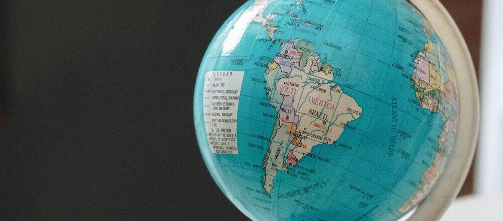 Mapa de América Latina