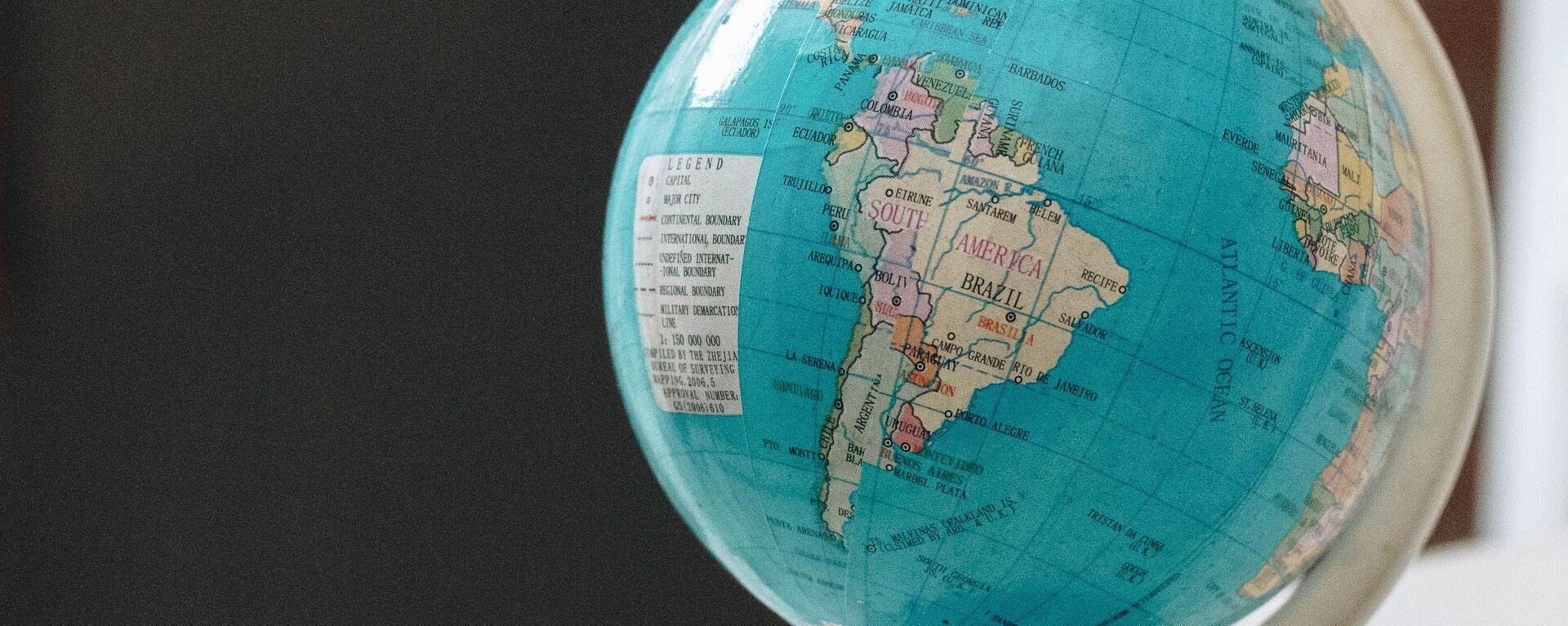 Mapa de América Latina - Sputnik Mundo, 1920, 08.07.2021