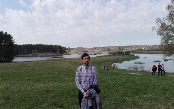 Arnau Barios en Rusia - Sputnik Mundo