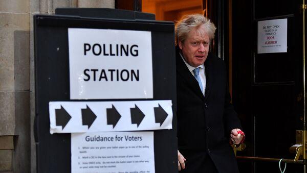 Elecciones en Reino Unido  - Sputnik Mundo