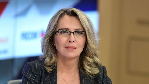 Alevtina Chérnikova, la rectora de la universidad rusa MISIS - Sputnik Mundo
