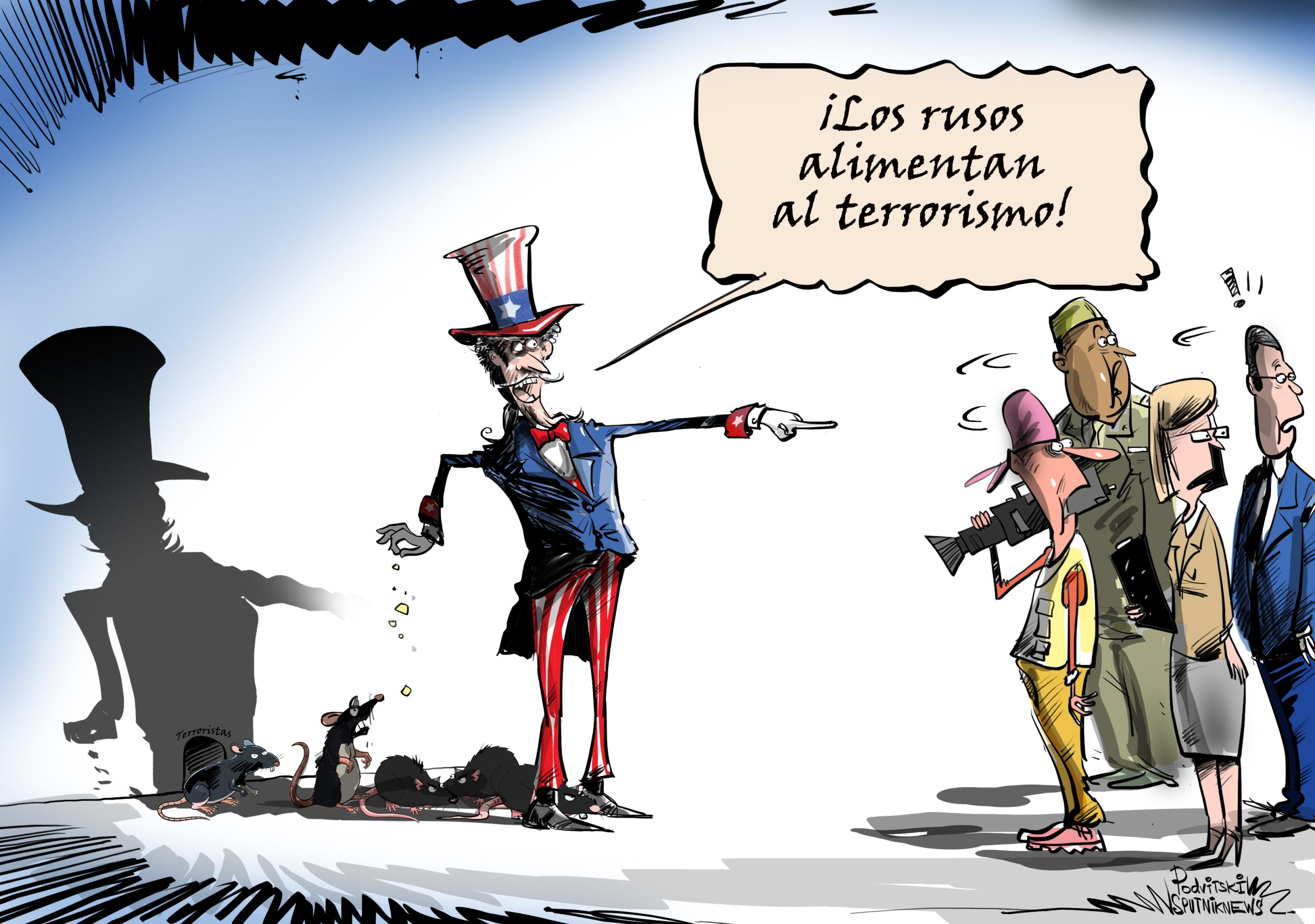 El terrorismo se convierte en la herramienta política de EEUU