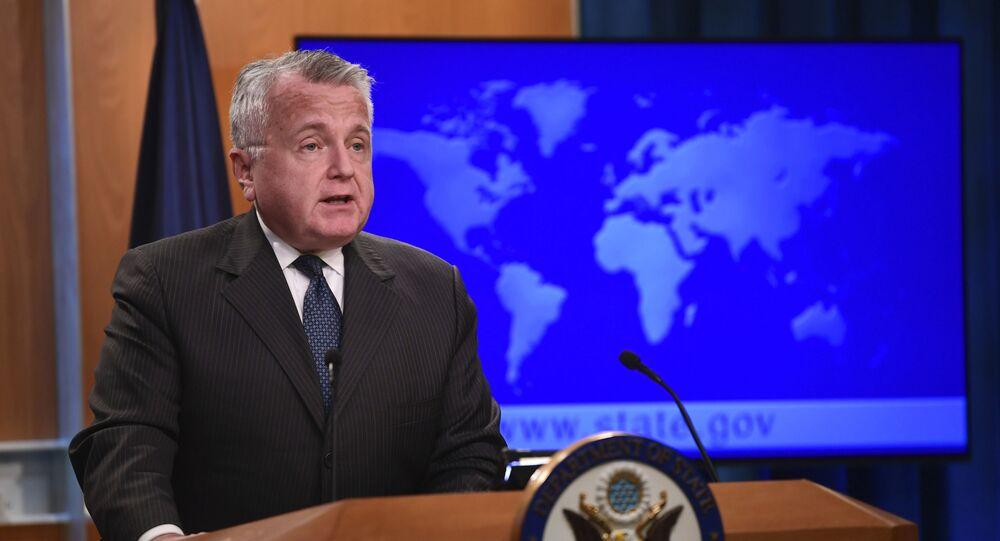 John Sullivan, el nuevo embajador de EEUU en Rusia