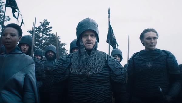 El nuevo tráiler de 'The Witcher', captura de pantalla - Sputnik Mundo