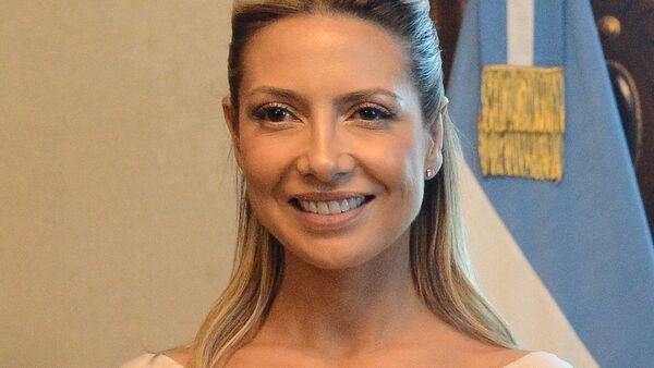 Fabiola Yáñez, primera dama argentina  - Sputnik Mundo
