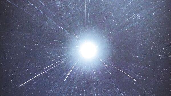 Luz (imagen referencial) - Sputnik Mundo