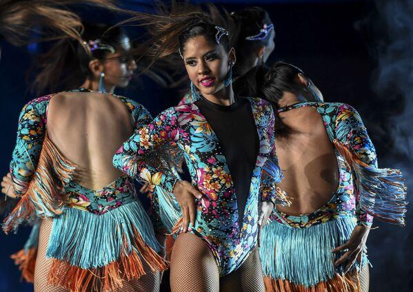 Miss Universo, patinaje artístico y política internacional en las mejores fotos de la semana - Sputnik Mundo