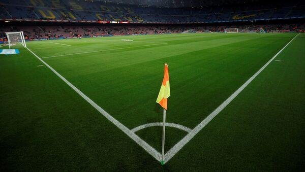 El estadio Camp Nou en Barcelona - Sputnik Mundo