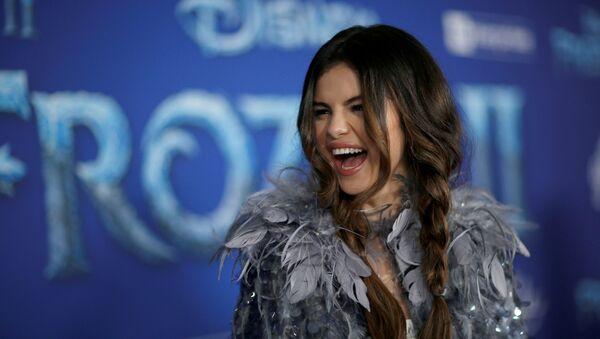 Selena Gomez, cantante estadounidense - Sputnik Mundo