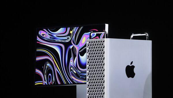 El ordenador Mac Pro - Sputnik Mundo