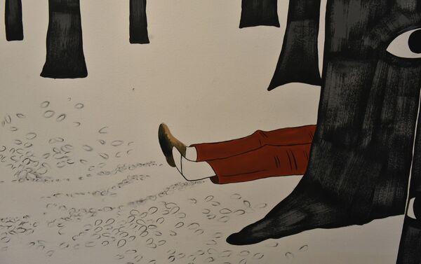 La muestra 'Levrero Hipnótico' recorre las distintas facetas creativas del escritor uruguayo Jorge Mario Varlotta Levrero - Sputnik Mundo