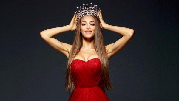 Marharyta Pasha, miss Mundo Ucrania 2019 - Sputnik Mundo