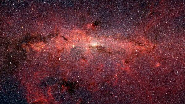 La Vía Láctea, nuestra galaxia - Sputnik Mundo