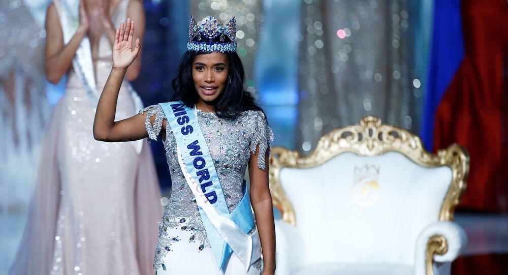 Toni-Ann Singh, la representante de Jamaica y Miss Mundo 2019