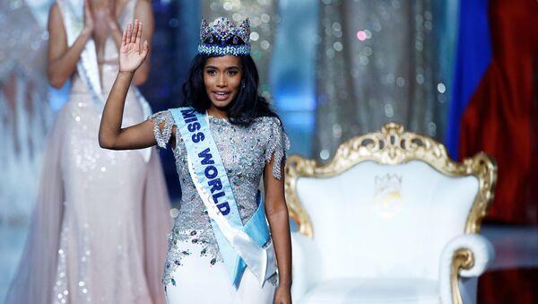Toni-Ann Singh, la representante de Jamaica y Miss Mundo 2019 - Sputnik Mundo