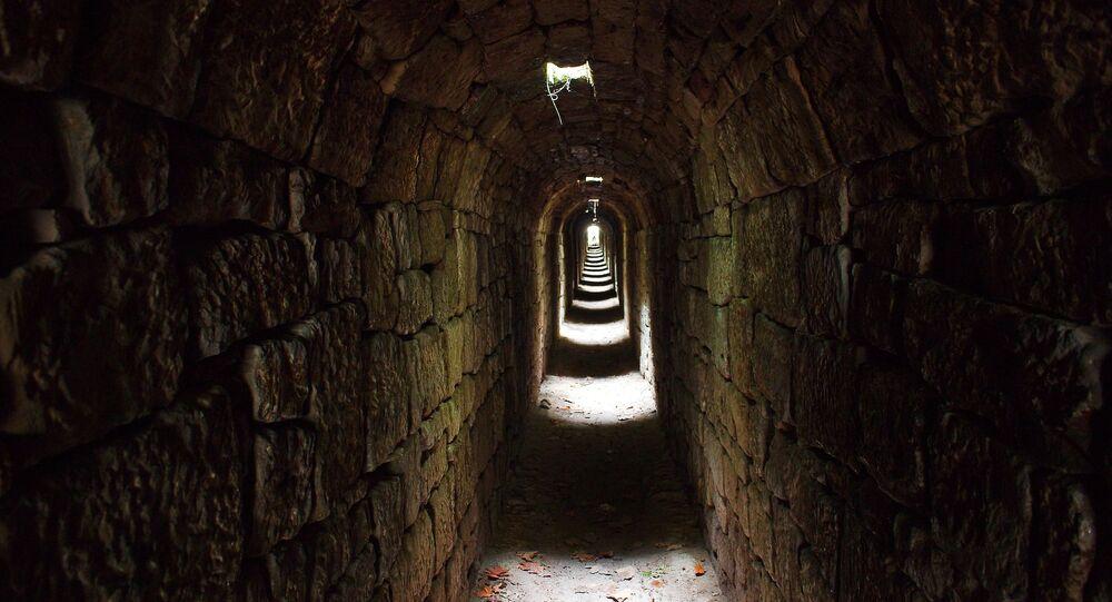 Un túnel (imagen referencial)