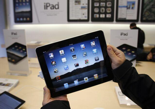 El primer día de ventas de iPad de Apple (2010)