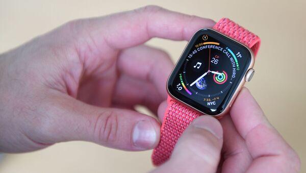 Apple Watch Series 4 - Sputnik Mundo