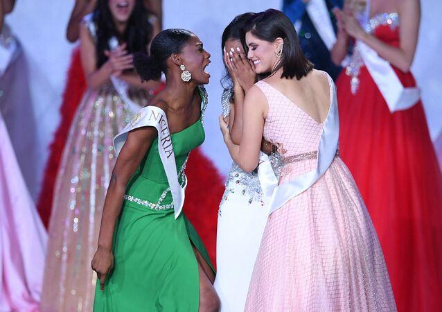 Las finalistas de Miss Mundo 2019