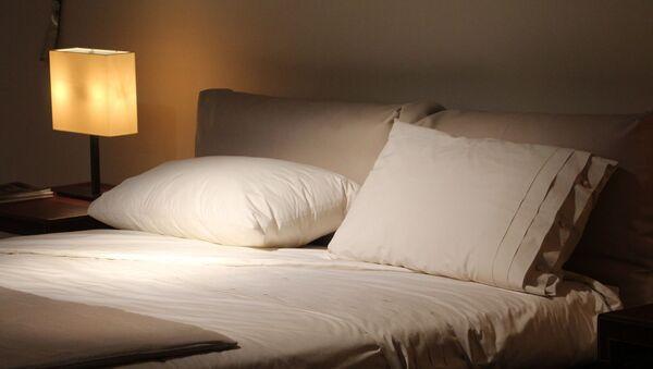Una cama (imagen referencial) - Sputnik Mundo