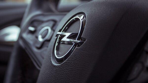 Logo de Opel - Sputnik Mundo