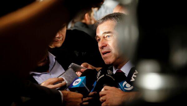 Ernesto Talvi, futuro canciller uruguayo - Sputnik Mundo