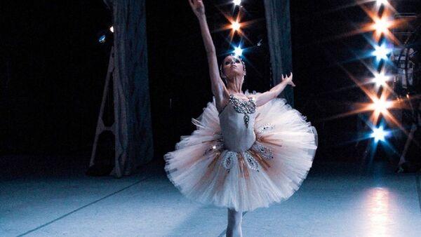La bailarina rusa Maria Khoreva - Sputnik Mundo