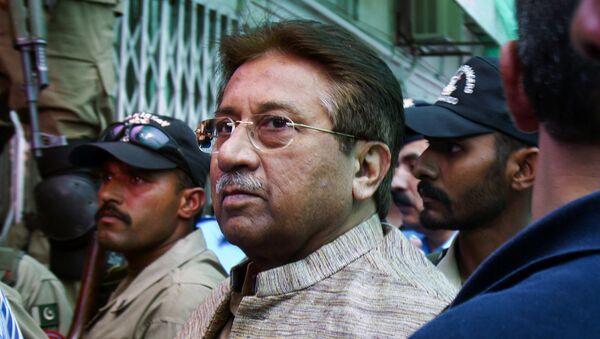Pervez Musharraf, expresidente pakistaní - Sputnik Mundo