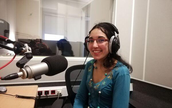 Virginia Navas Alcedo  - Sputnik Mundo