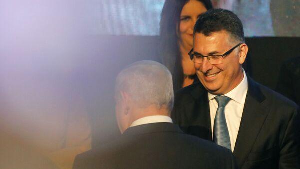 Gideon Saar, político israelí - Sputnik Mundo
