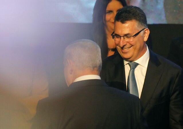 Gideon Saar, político israelí