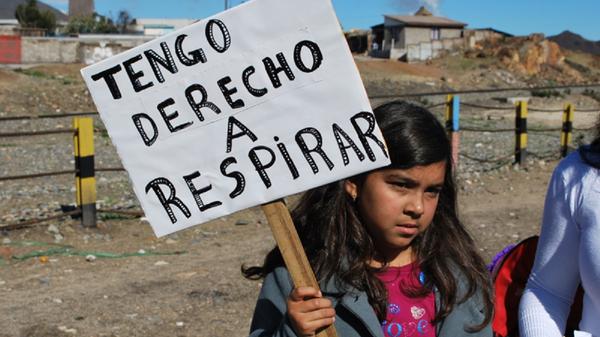 En la bahía de Huasco hay contaminación permanente con material particulado y gases quimiotóxicos - Sputnik Mundo