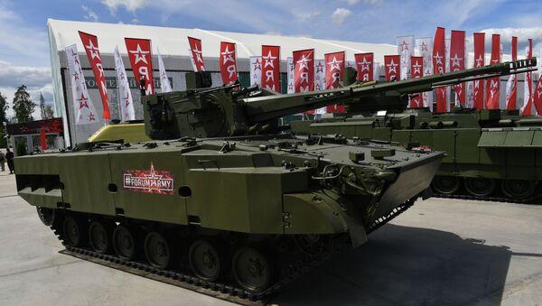 El Foro Técnico Militar Internacional Army 2019 - Sputnik Mundo