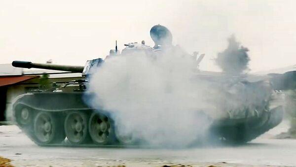Batallas en Libia - Sputnik Mundo