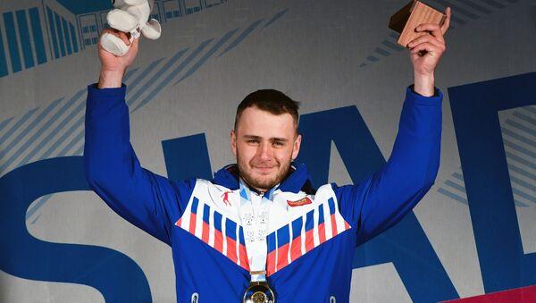 Nikita Avtanéev, múltiple campeón ruso de snowboard - Sputnik Mundo