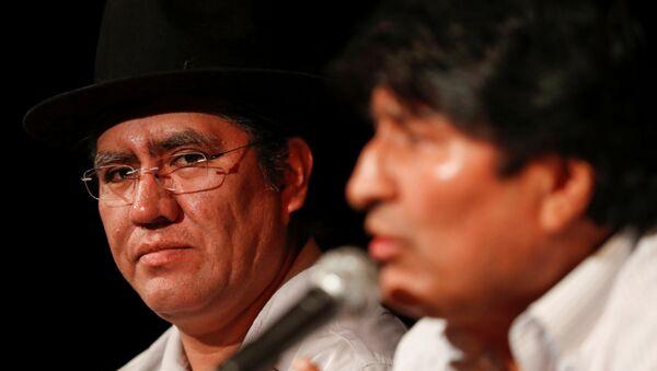 Diego Pary, excanciller de Bolivia - Sputnik Mundo