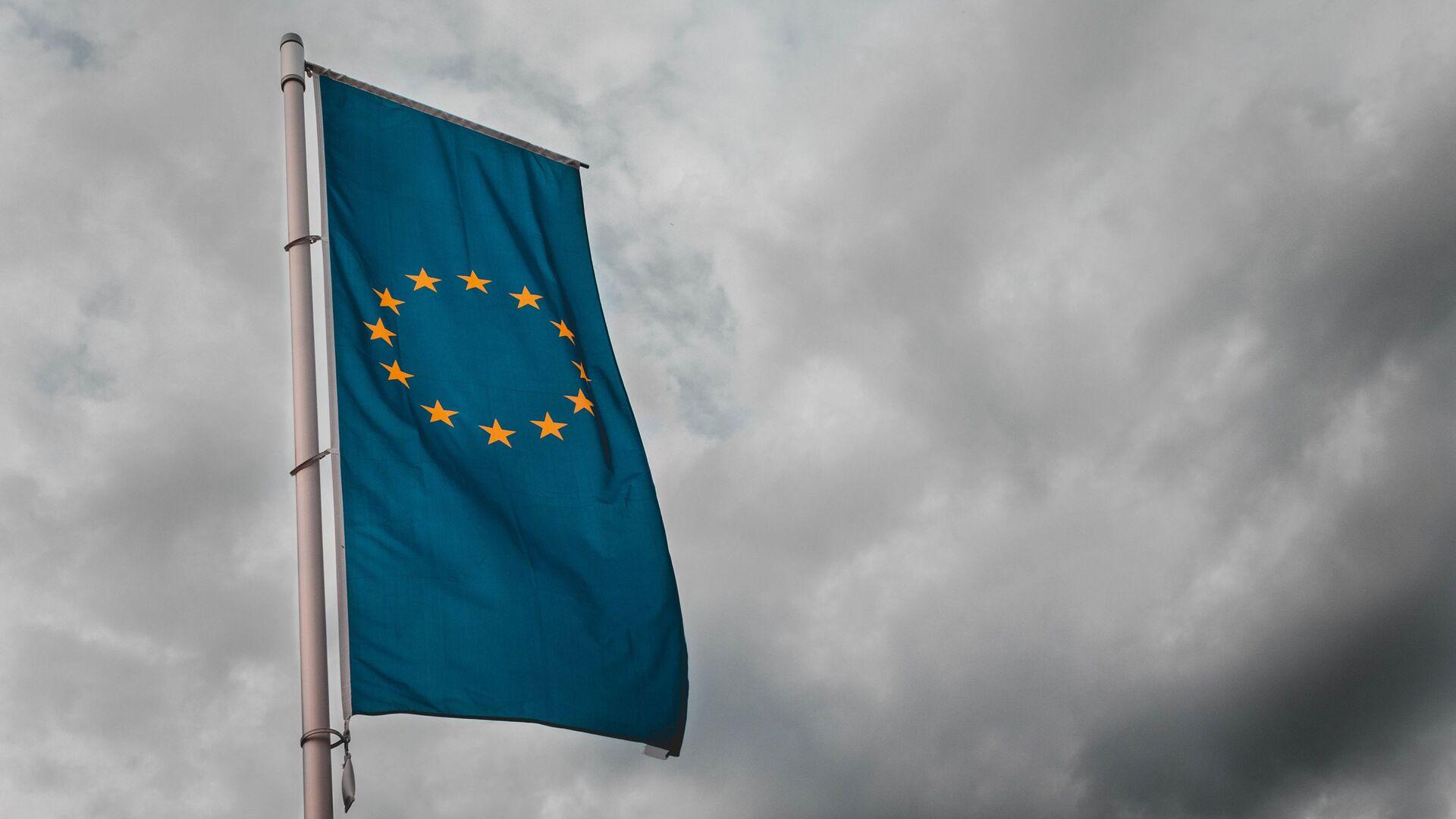 Bandera de la Unión Europea - Sputnik Mundo, 1920, 08.02.2021